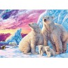 Polar Bear Diamond Painting Kit