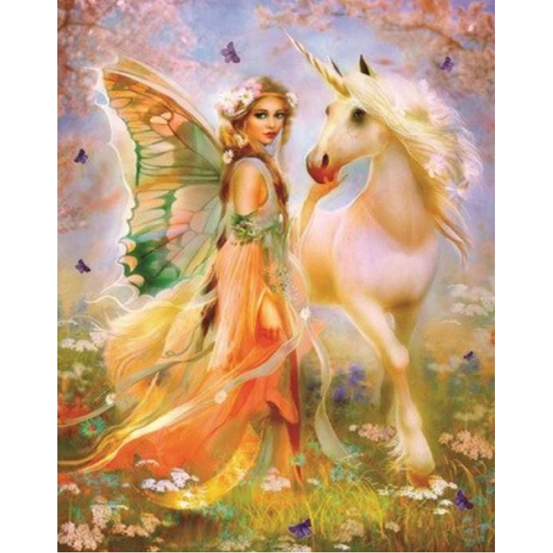 Fantasy Fairy with H...