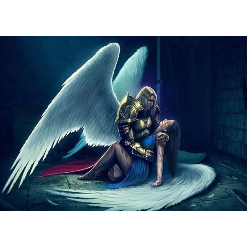 Angel Guy & Dying Angel G...