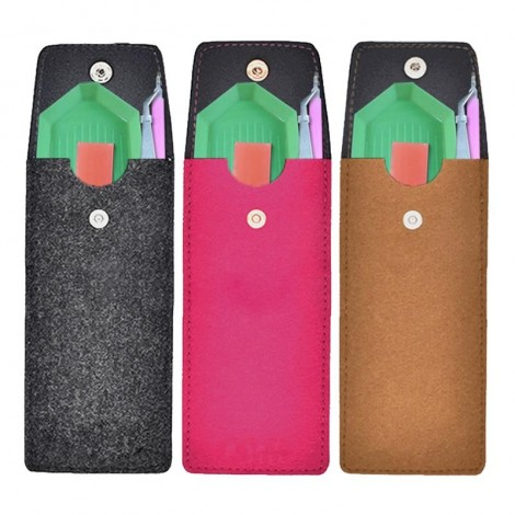 Pocket Style Small Bags for Diamond Painting Tools