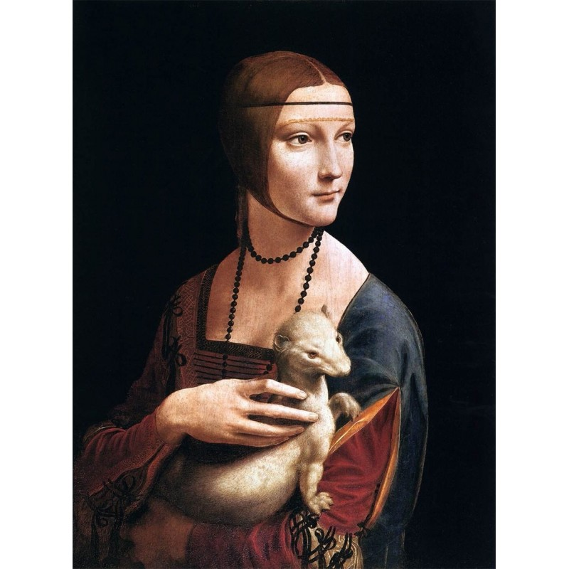 Lady with an Ermine ...