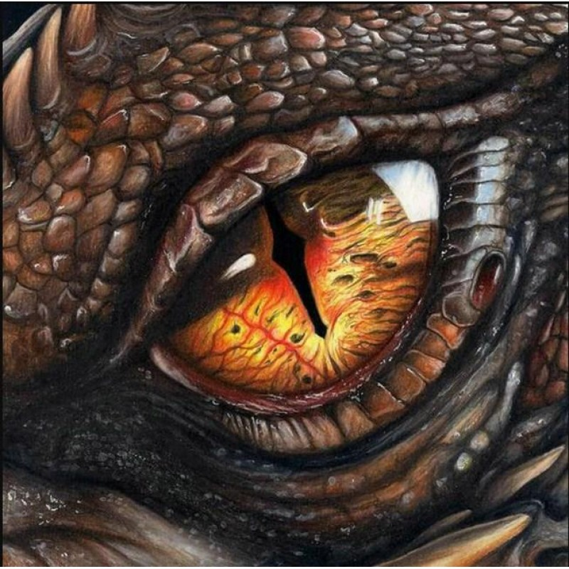 Furious Dragon's Eye...