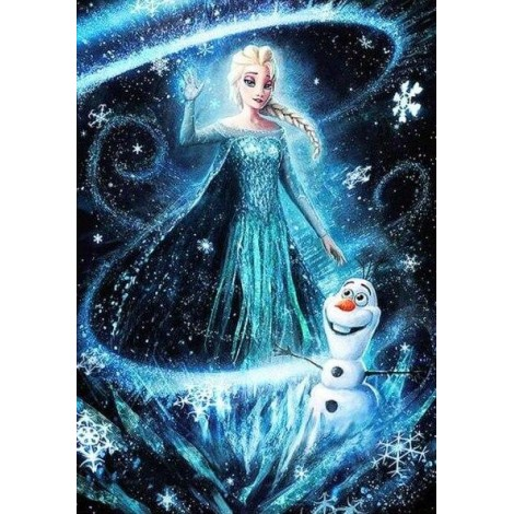 Frozen Olaf Adventure Painting Kit