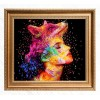 Abstract Faces Diamond Painting