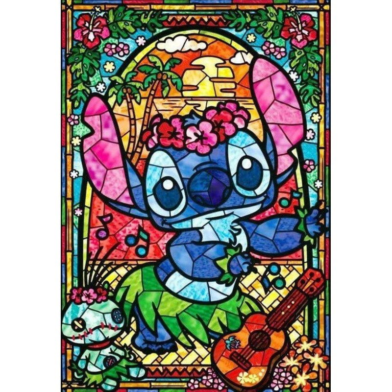 Disney Stained Glass...