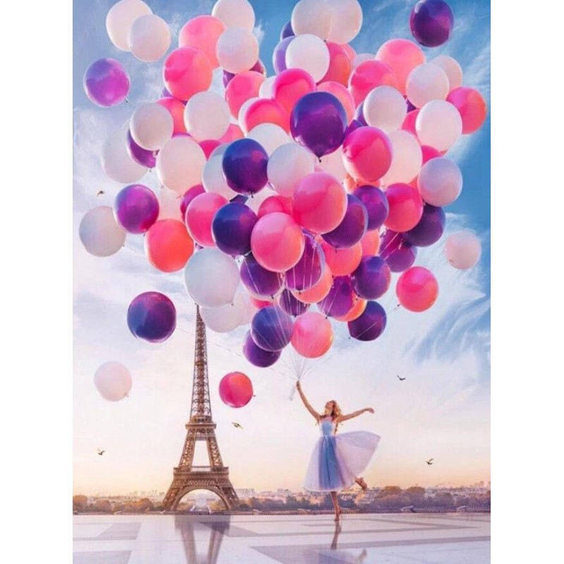 Colorful Balloons & ...