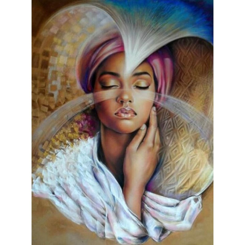 African Beauty by Em...