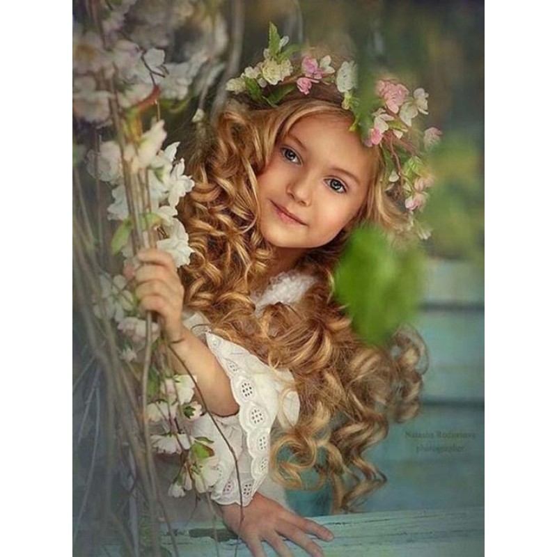 Beautiful Child with...