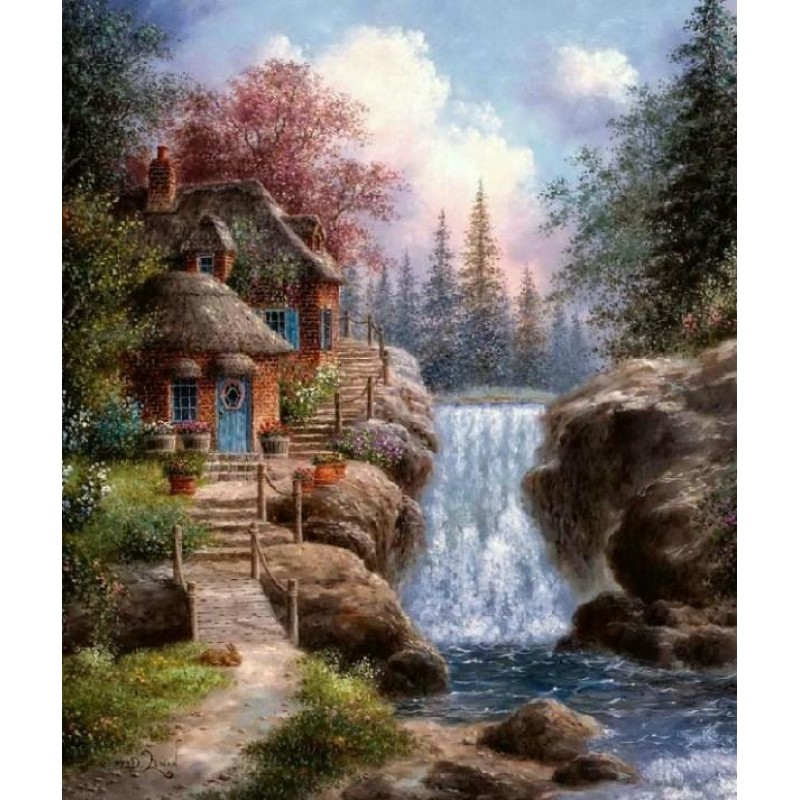 Beautiful House by t...
